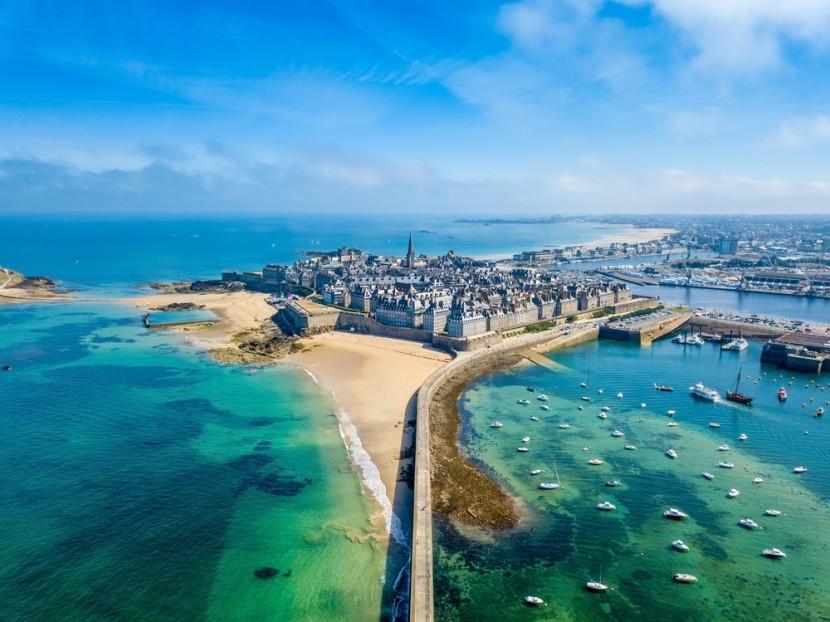 Saint Malo, Bretónsko, Francúzsko