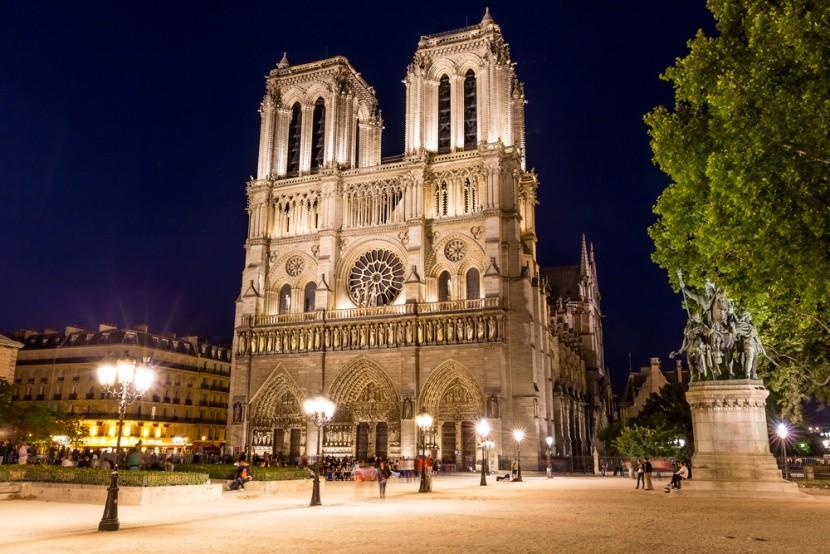 Na streche Notre Dame bývajú včely