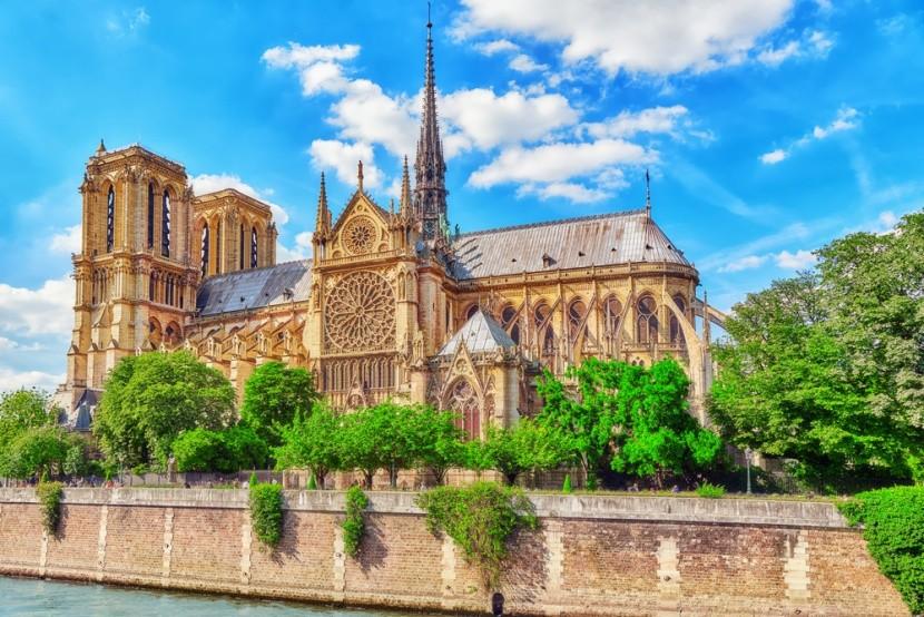 Symbol Paríža, Notre Dame