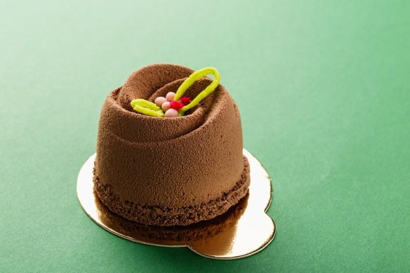 Francúzska čokoládová pena