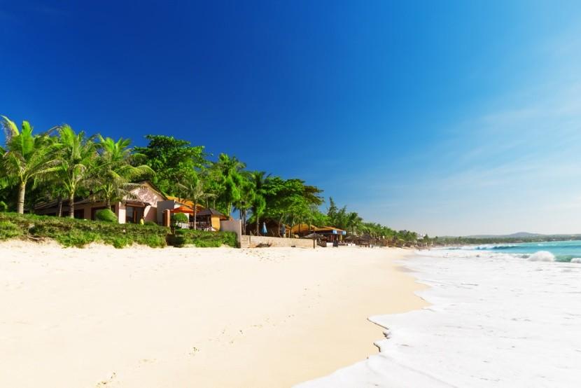 Tropický raj: pláž Mui Ne vo Vietname
