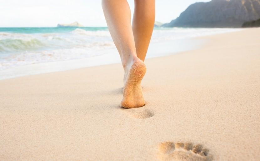 Zžite sa s novou destináciou chôdzou naboso