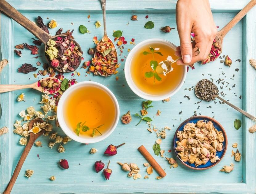 Bylinkový čaj vás pomôže udržať fit