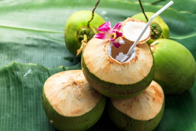 Kokosová voda vám dodá energiu aj živiny