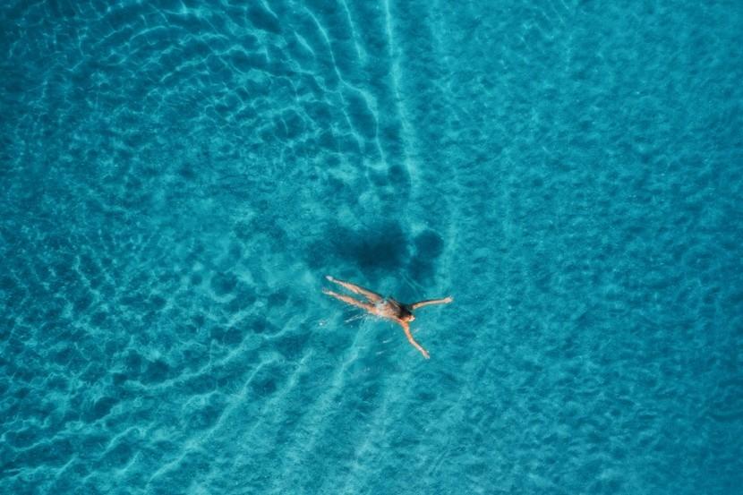 Plávanie zaháňa všetok smútok...