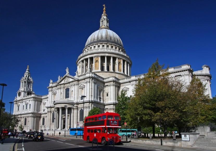 Katedrála svätého Pavla v Londýne