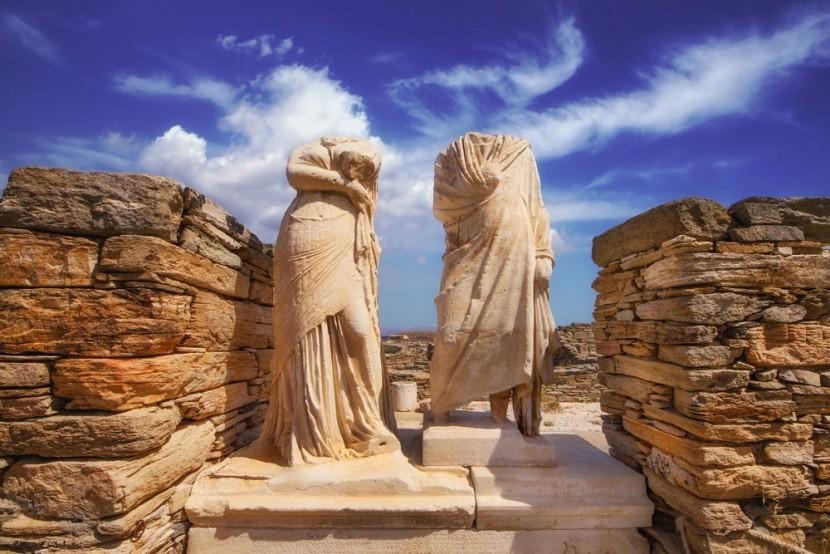 Vydajte sa po stopách gréckych bohov