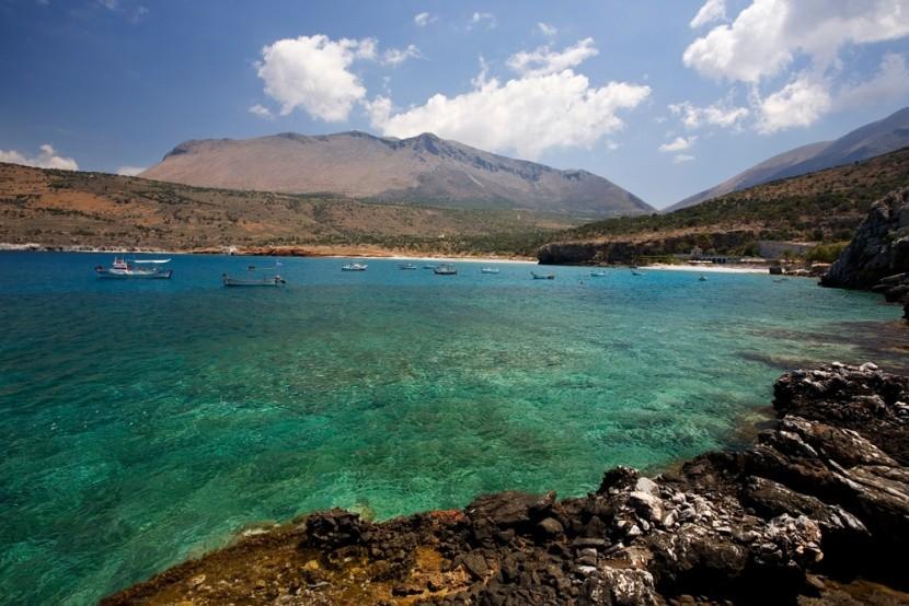 Pobrežie a hory polostrova Peloponéz, Grécko
