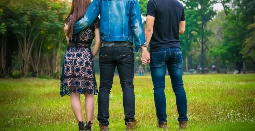 Milostné troj a viacuholníky nie sú novinkou