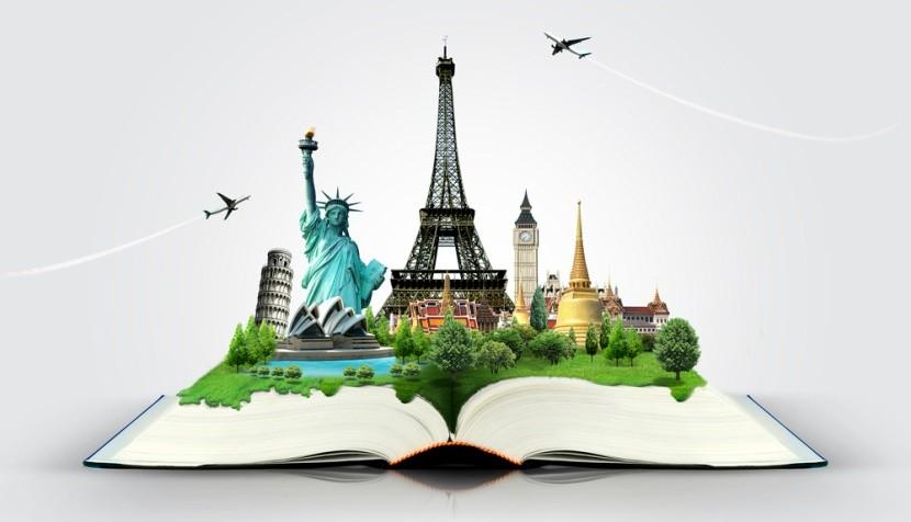 Zažite dobrodružstvo, cestujte podľa kníh