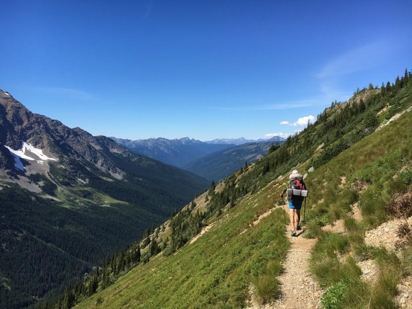 Dobrodružná cesta: Pacific Crest Trail