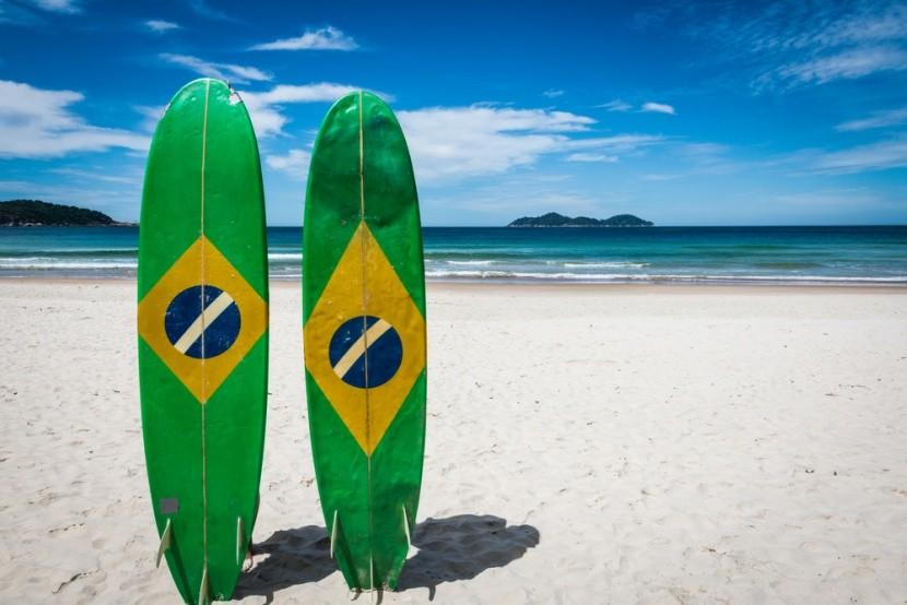 Lopes Mendes, Ilha Grande, Brazília