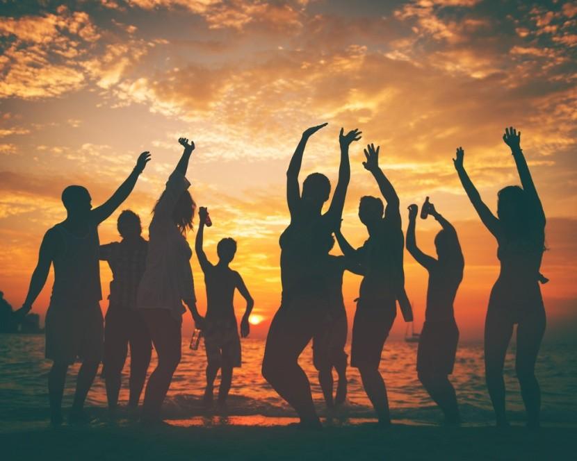 Pri mori sa tancuje najlepšie!