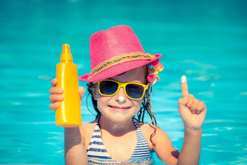 Opaľovací krém je na dovolenke základ