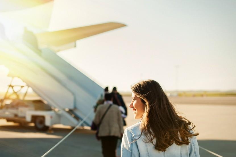 Boarding na letisku