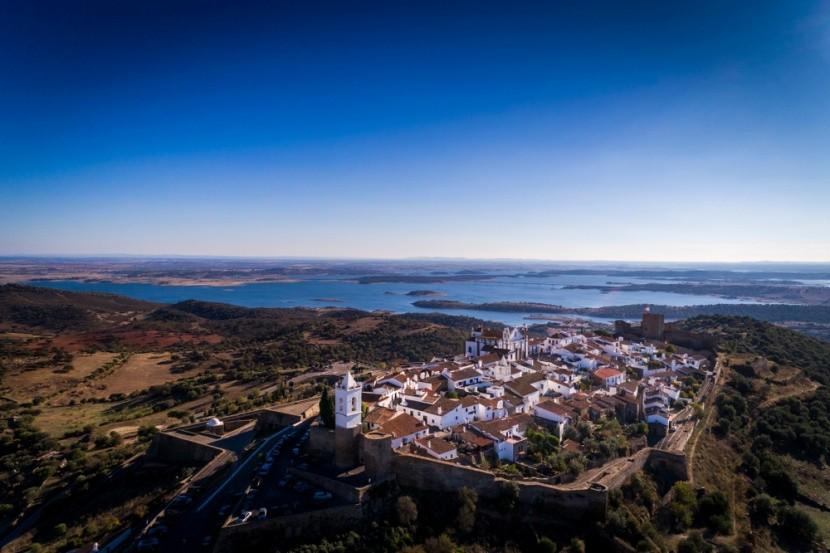 Rezervácia Alqueva v portugalskom Alenteju