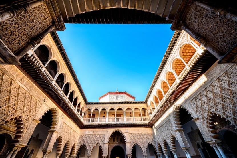 Alcázar, Španielsko
