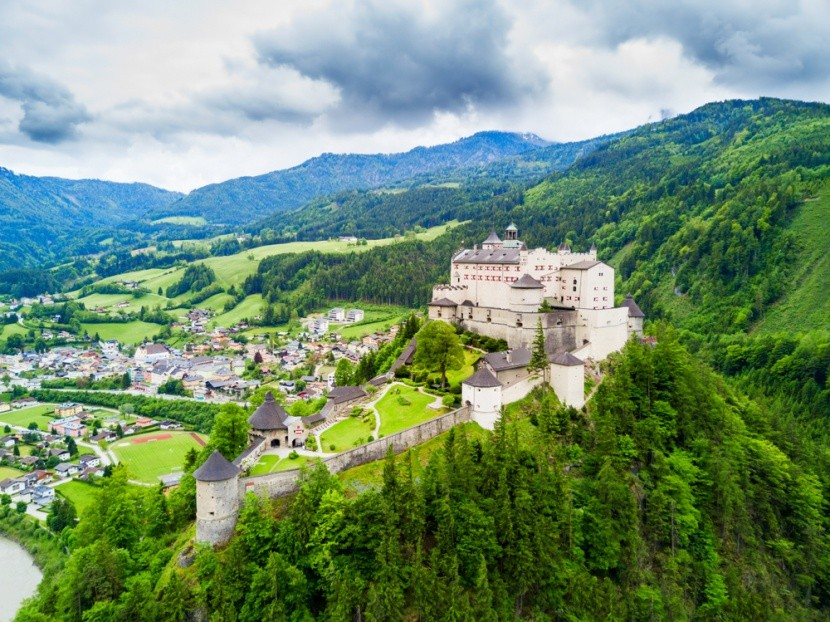 Hohenwerfen, Rakúsko