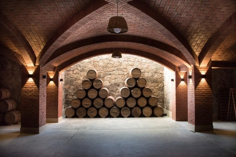 Vínna pivnica v Tarija