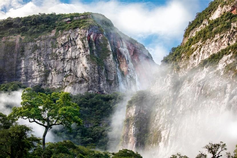 Národný park Amboró, Bolívia