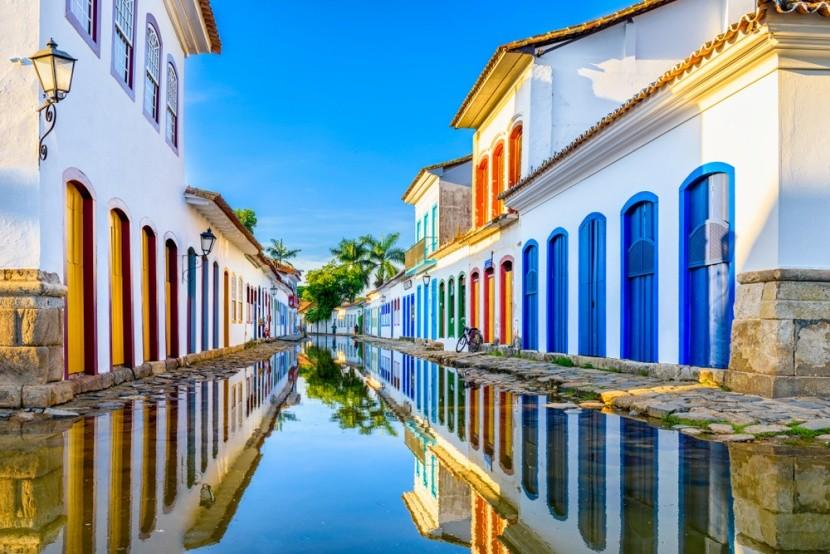 Paraty, Brazília
