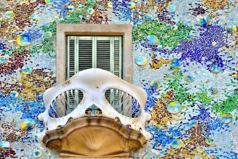 Casa Batlló – dom z kostí a dúhy