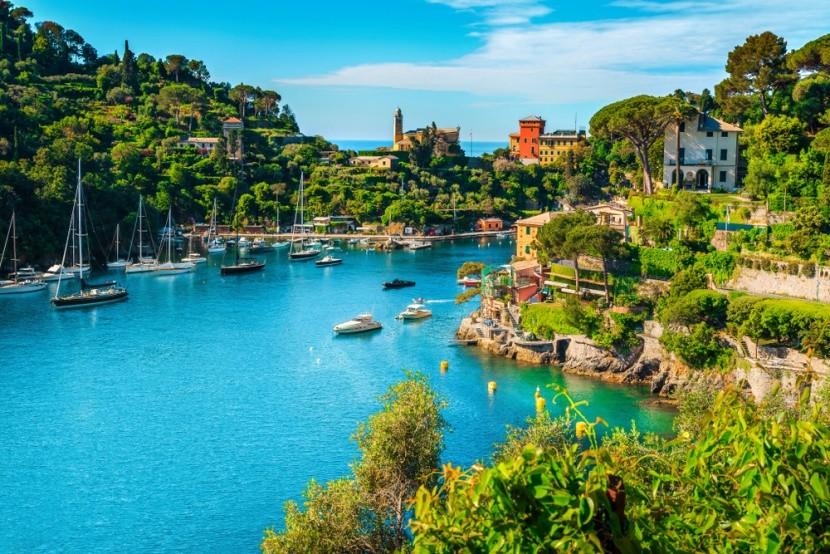 Portofino, Ligúria