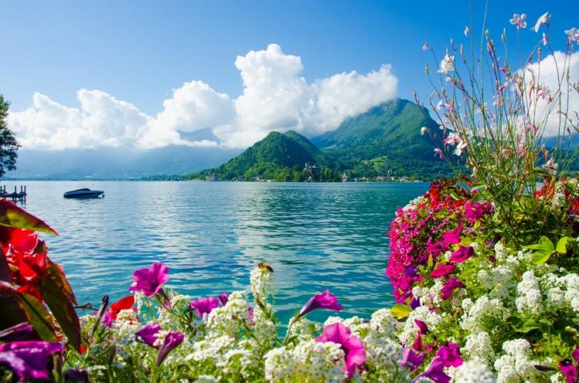 Annecy (Lac D'Annecy), Francúzsko