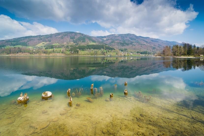 Mondsee, Rakúsko
