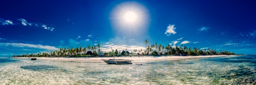 Zanzibar je ostrovom korenia