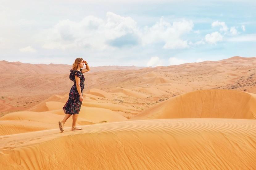 Omán – elegantný orient