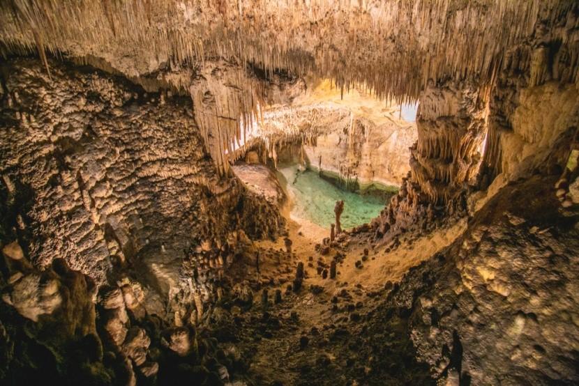 Jedno z najväčších podzemných jazier