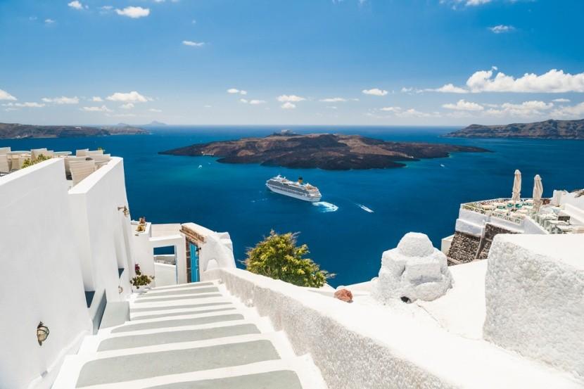 Najlepšie grécke ostrovy