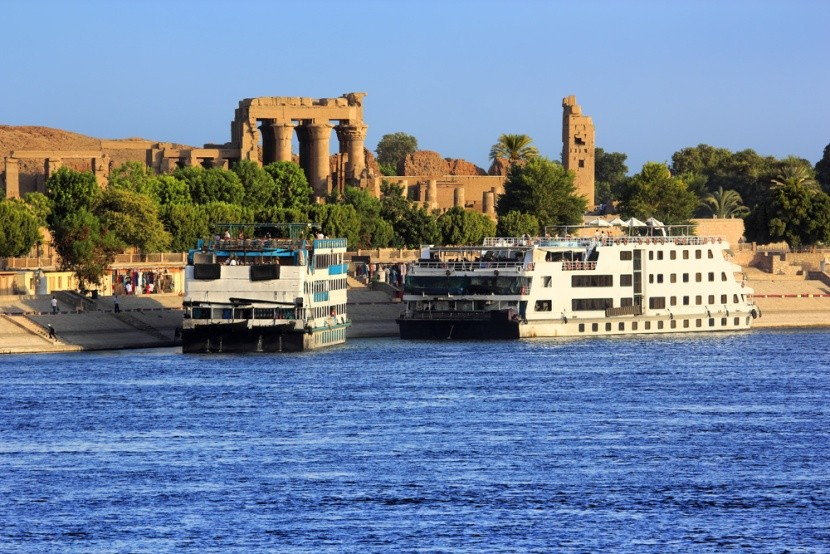 Plavba po Níle, Egypt
