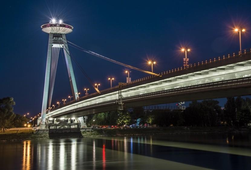 Vyhliadková veža UFO, Bratislava
