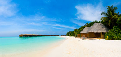 Dovolenka na Maledivách