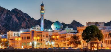 Dovolenka v Omane